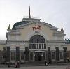 Железнодорожные вокзалы в Рыльске