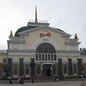 Железнодорожные вокзалы Рыльска